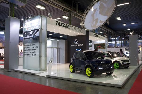 Tazzari Zero Special Edition