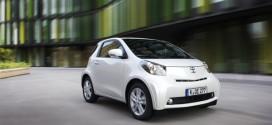 Toyota iQ 1.0 mit 99 g/km CO2