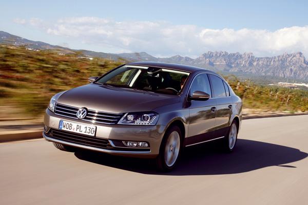 Der neue Volkswagen Passat TSI EcoFuel