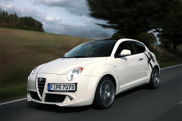 Alfa Romeo MiTo 1.6 JTDM 16V mit Start-Stopp-System
