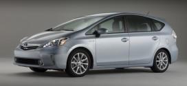 Toyota Prius v: Der Hybridpionier mit viel Platz für die Familie