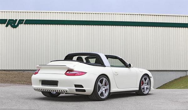 eRUF Elektro-Porsche