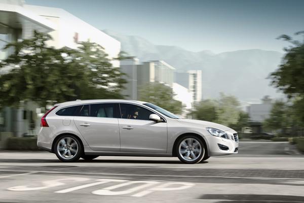 Volvo V60 1.6D DRIVe