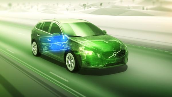 Volvo V60 Diesel-Plug-in-Hybrid - Kraft der zwei Herzen