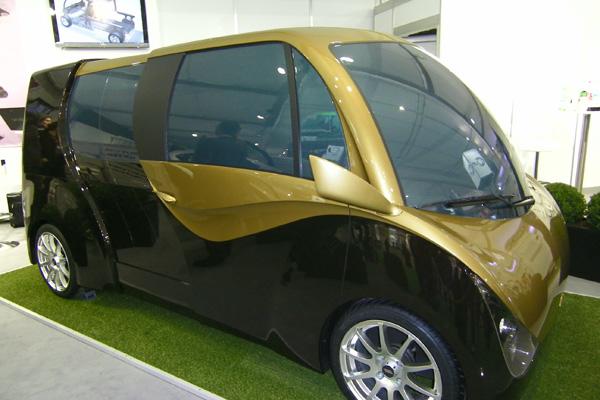 Autosalon 2011 - 3AI Moduleo