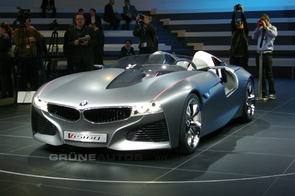 Autosalon 2011 - BMW Vision ConnectedDrive