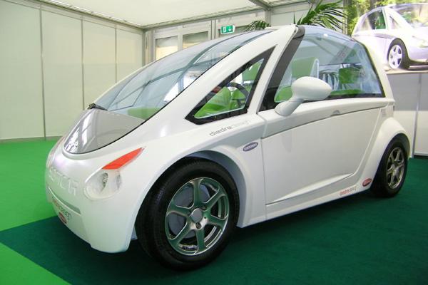 Autosalon 2011 - Diedre Design UPGO