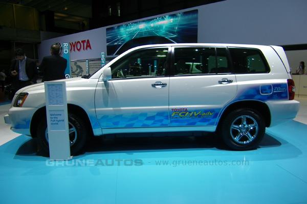 Autosalon Genf 2011 - Toyota FCHV-adv