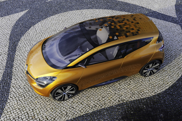 Renault Kopaktvan R-Space