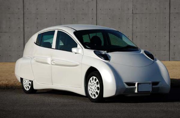 Elektroauto SIM-LEI