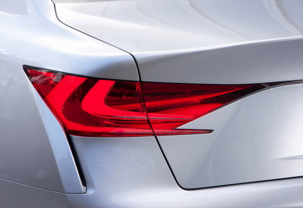 Lexus LF-Gh - Detailfoto
