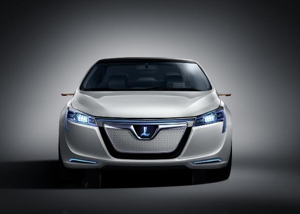 Luxgen Neora Elektroauto
