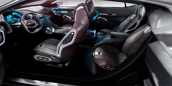 Peugeot SxC - Innenraum