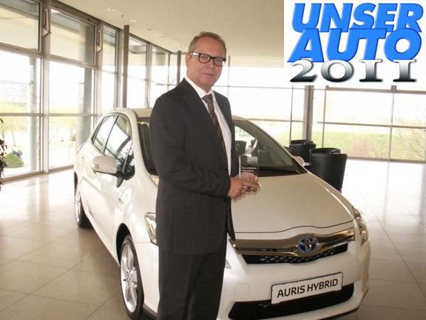Toyota Auris Hybrid - Unser Auto 2011
