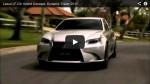 Video: Lexus LF-Gh Hybrid Concept