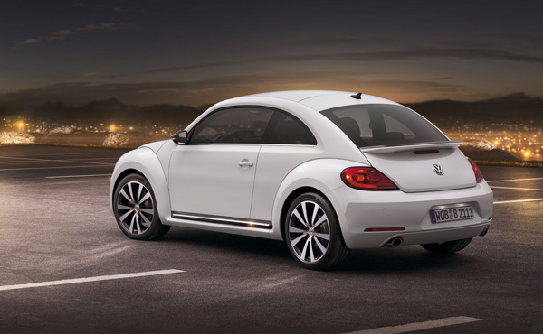 VW New Beetle 2