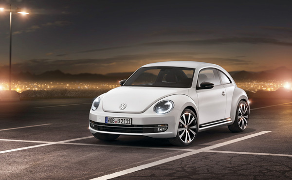 VW New Beetle II