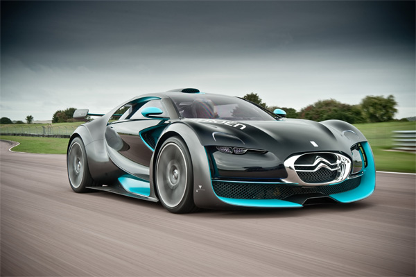 Concept Car Citroën Survolt