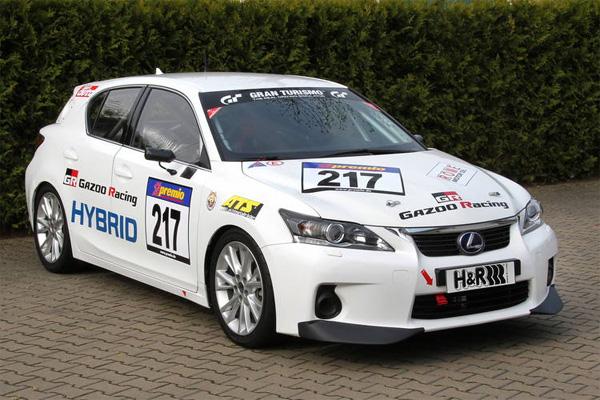 GAZOO Racing CT