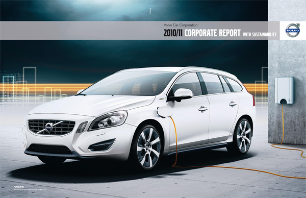 Volvo Sustainability Report 2010/2011