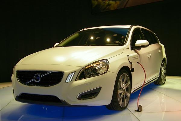 Volvo V60 Diesel-Plug-in-Hybrid