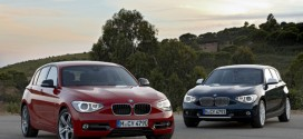BMW 116d EfficientDynamics Edition mit 99g CO2/km