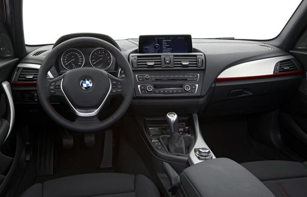BMW 1er Innenraum