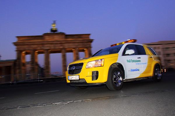 Opel HydroGen4 knackt zweimillionste Meilen Marke