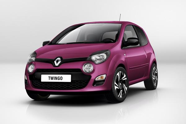 Renault Twingo - 2012 Modell