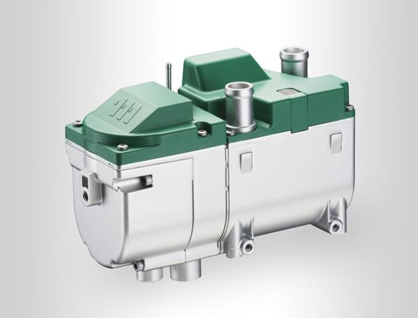 Hydronic 2 - Bioethanolheizung von Eberspächer für KARABAG Elektroautos