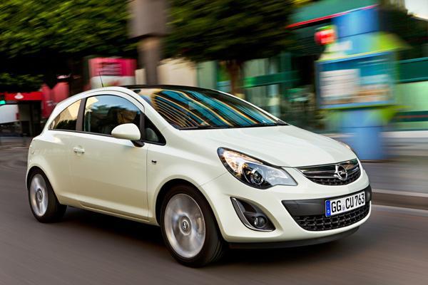 Opel Corsa ecoflex für LPG
