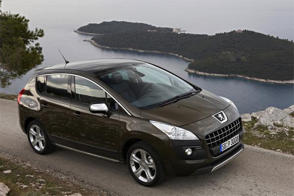 Viel Platz - Wenig Verbrauch: Peugeot 3008 e-HDi FAP 110 EGS6 STOP & START