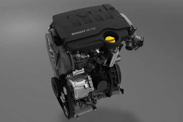 Renault ENERGY dCi 130-Turbodiesel