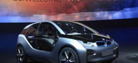 BMW i3 Concept – Kompaktes Elektroauto ab 2013