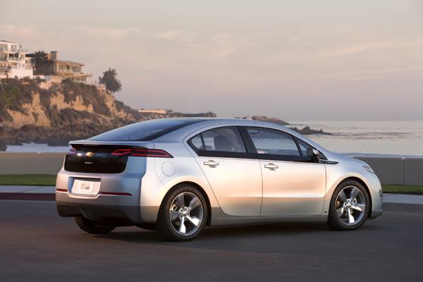 Chevrolet Volt - Amerkas neue Autogeneration