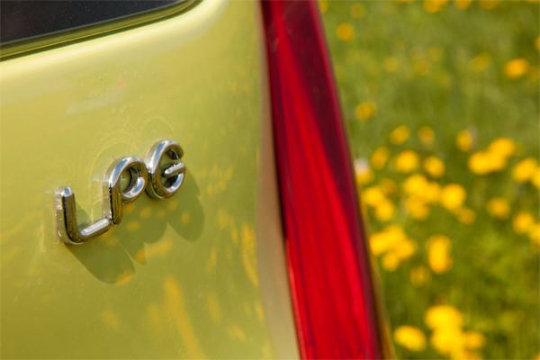 Kia Picanto 1.0 LPG Detail