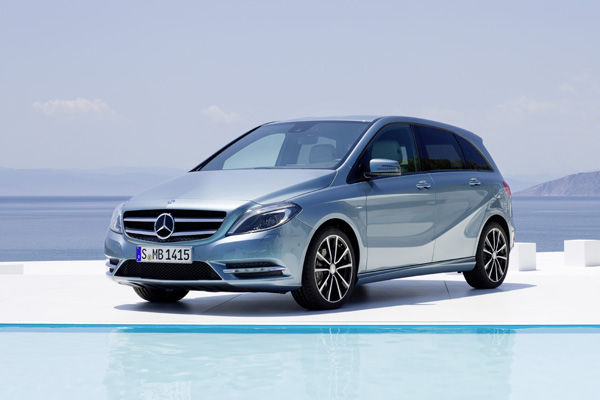Mercedes-Benz neue B-Klasse