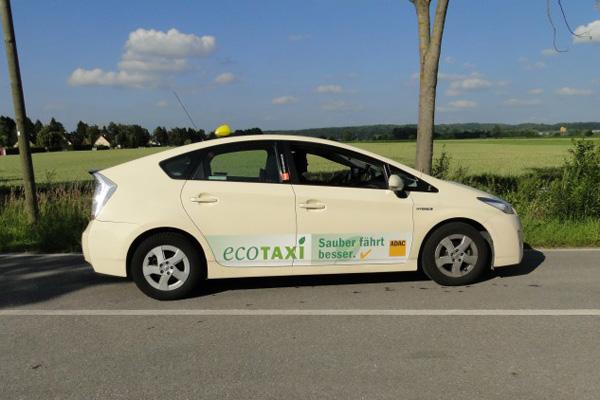 Toyota Prius ECO-Taxi