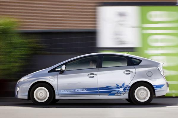 Toyota Prius Plug-In Hybrid (PHEV)