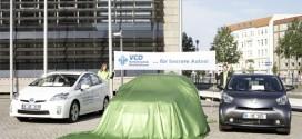 VCD Auto-Umweltliste 2011/2012 wird von Toyota Hybridfahrzeugen dominiert