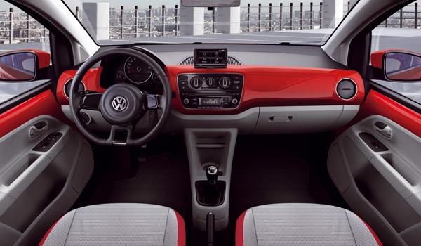 VW Up! - Innen