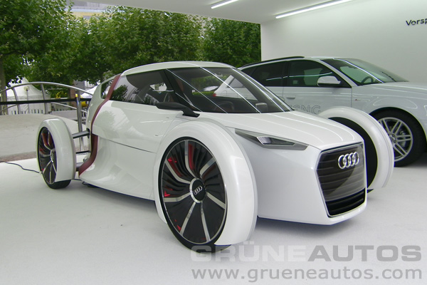 IAA 2011 - Audi Urban Concept