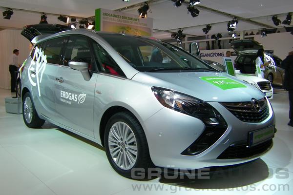 IAA 2011 - Erdgas Opel Zafira