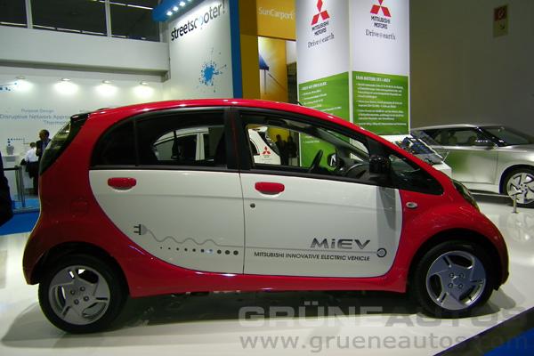 IAA 2011 - Mitsubishi i-MiEV