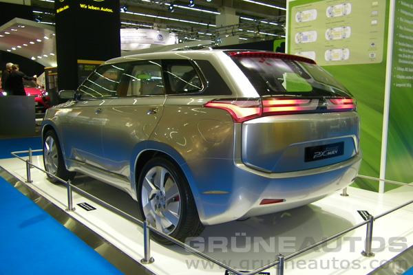 IAA 2011 - Mitsubishi Concept PX-MiEV