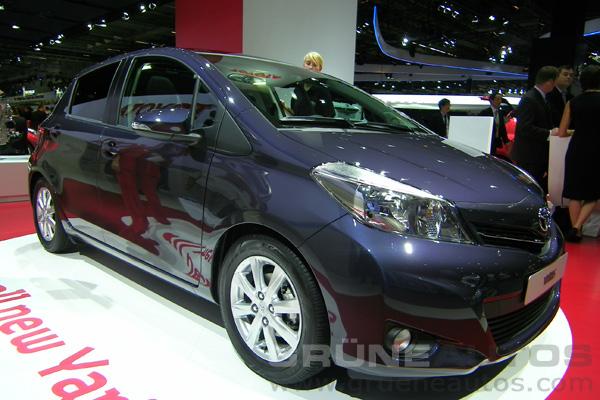 IAA 2011 - Neuer Toyota Yaris