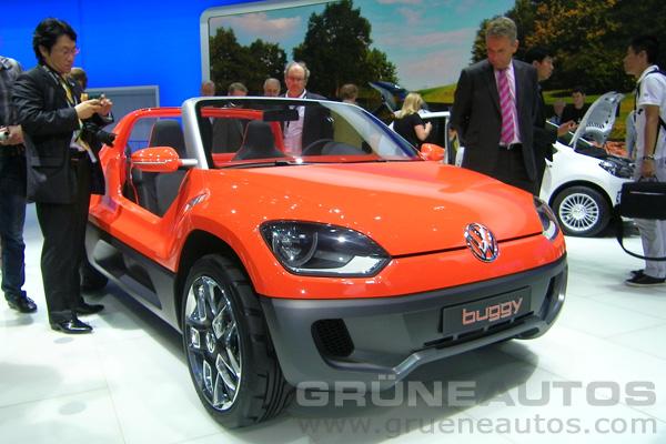 IAA 2011 - VW Buggy