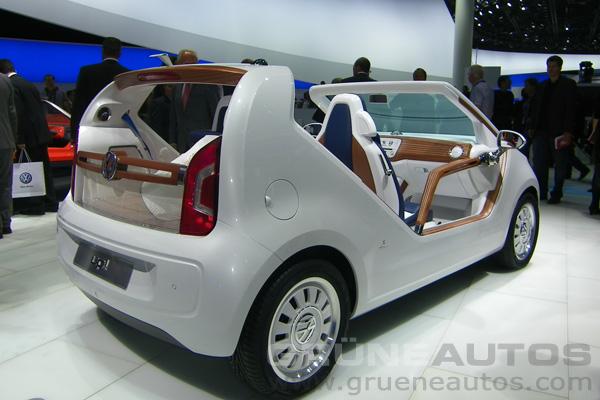 IAA 2011 - VW Up! Cabrio