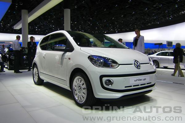IAA 2011 - VW Up!