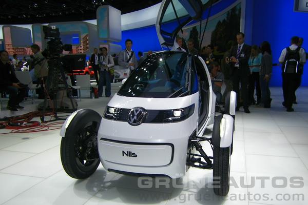 IAA 2011 - VW Nils